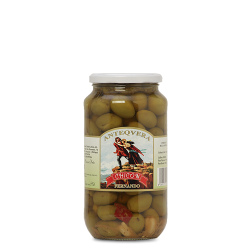 Spanish green Olives -...
